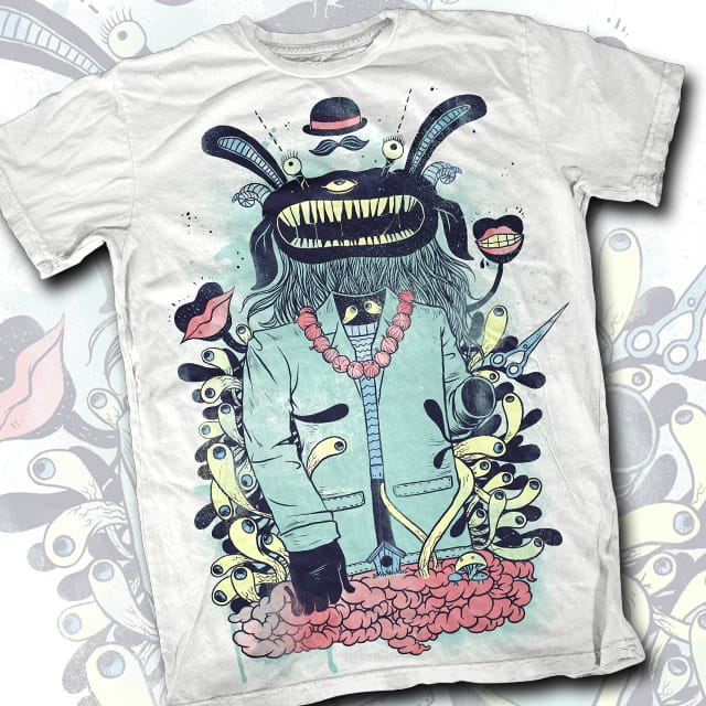 Dr.Weird by ndrue182 on Threadless