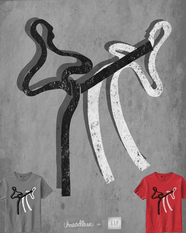 Black Belt by ArTrOcItY on Threadless
