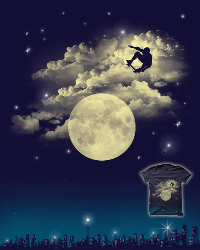 Sky is the limit by bandy on Threadless