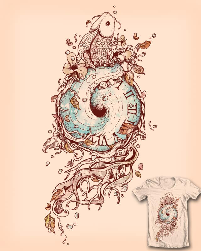 A Temporal Existence by fhigi25 on Threadless
