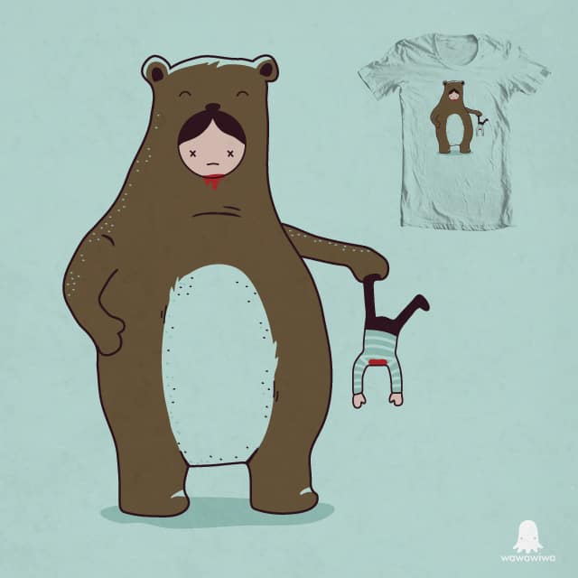 I got a moustache by wawawiwa on Threadless