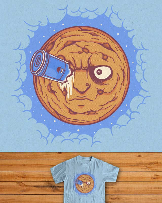 Trip To The Cookie by fathi on Threadless