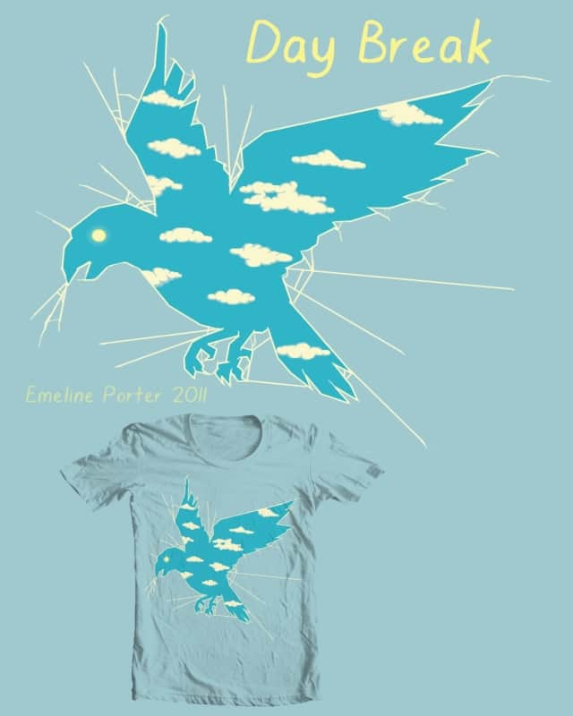 Day break by acidshadow on Threadless