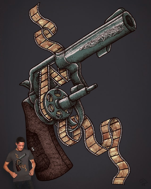 Shooting 35mm by alvarejo on Threadless