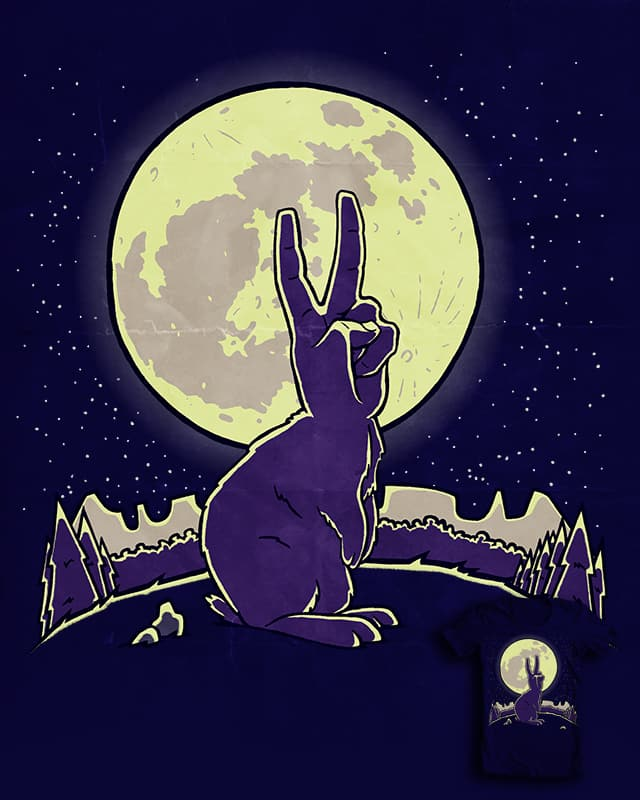The Rabbit by ivanrodero on Threadless