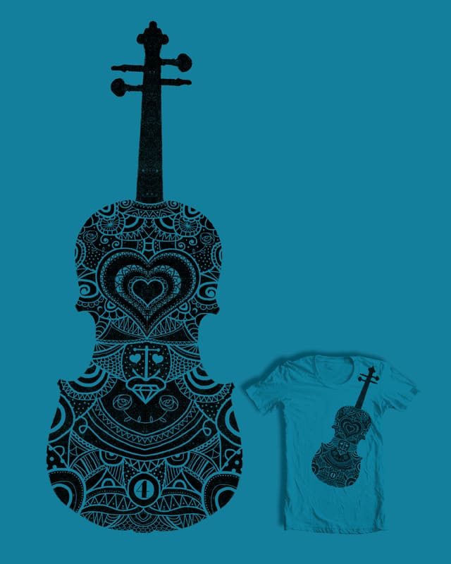 Fiddle by Farnell on Threadless