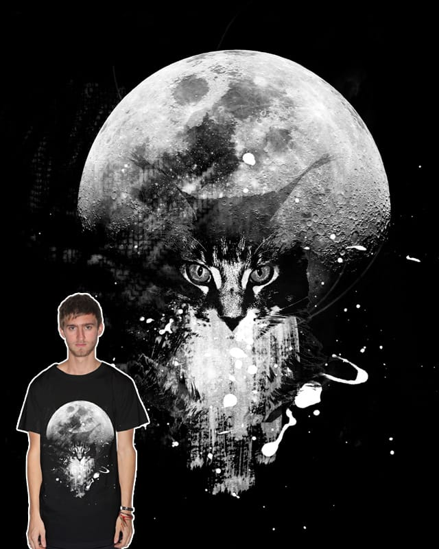 Catmoon by francis19 on Threadless