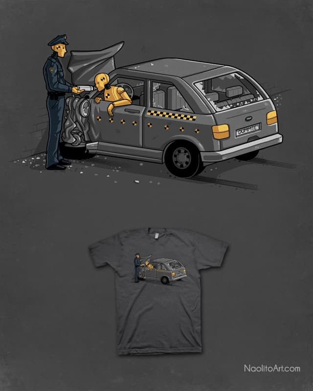 Alcohol test by Naolito on Threadless
