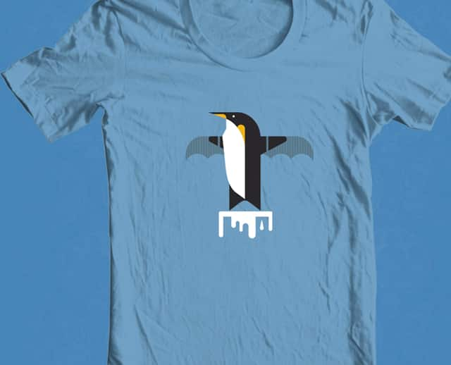 I can fly by Maufontinele on Threadless