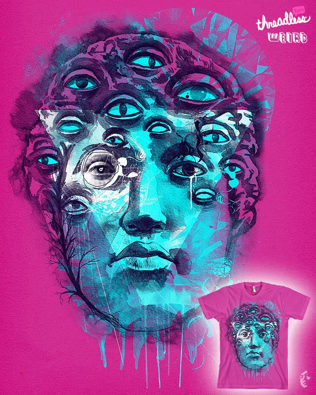 SEER by dzeri29 on Threadless