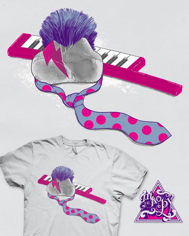 Pop Rock by nikoby on Threadless
