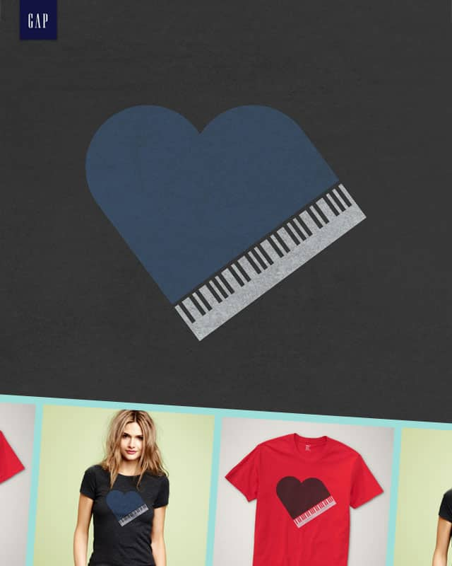 Love Concerto by quick-brown-fox on Threadless