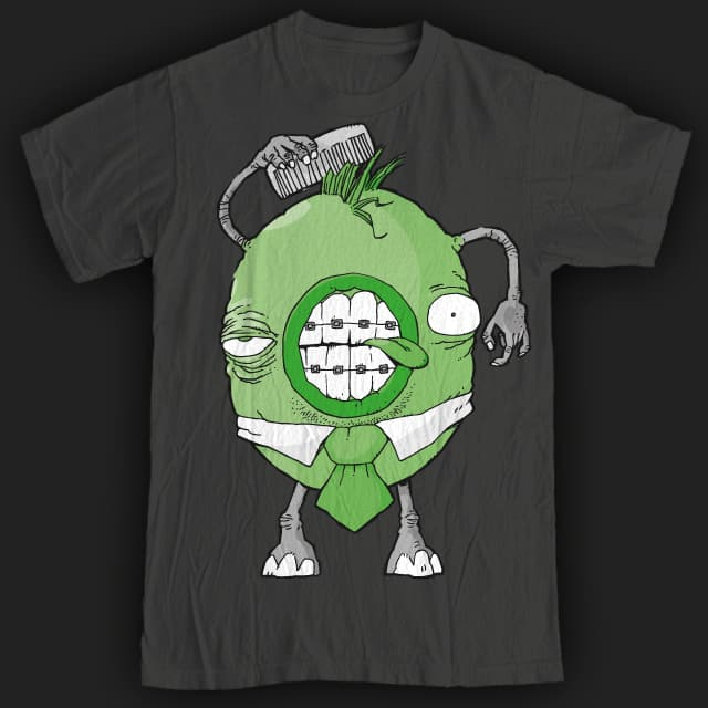 Weird O by freehand on Threadless