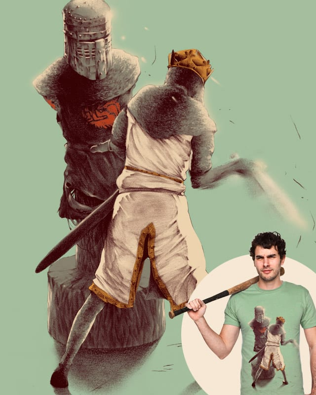 Medieval Training by verso.us on Threadless