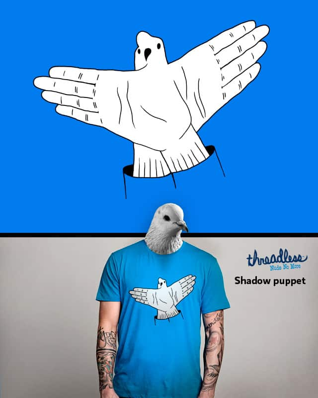Shadow Puppet by Raulio on Threadless