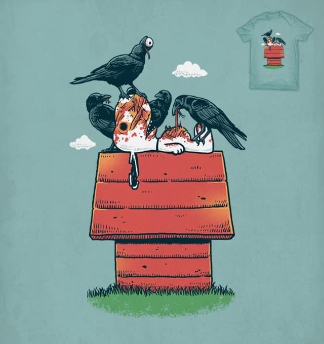 Terror Ravens by ben chen on Threadless