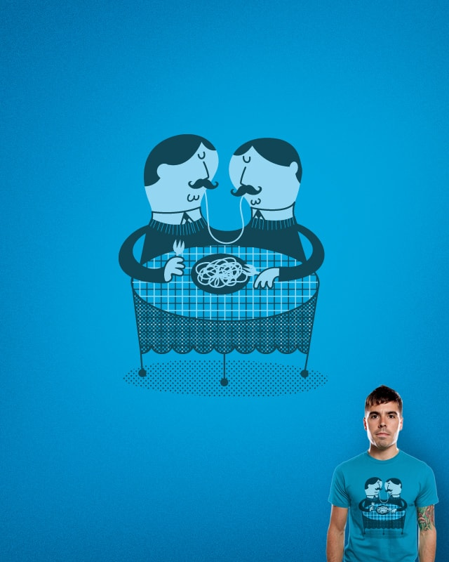 Dinner by jaypaulo on Threadless