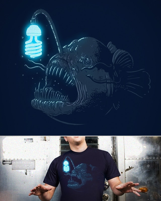 Energy Efficient by alexmdc on Threadless