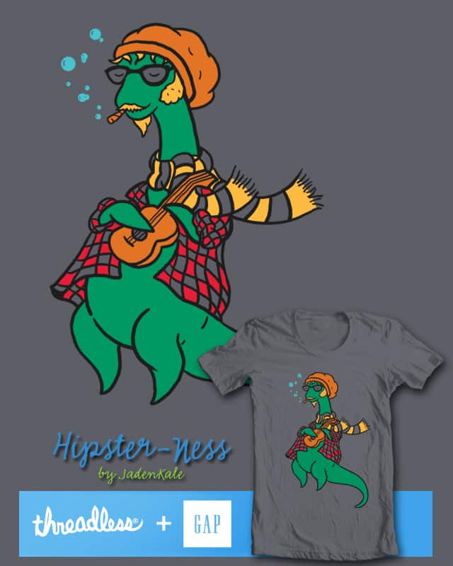 Hipster-Ness by JadenKale on Threadless