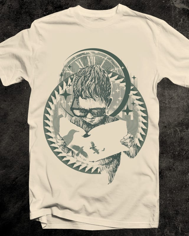 carte blanche by peanutbutjelly on Threadless