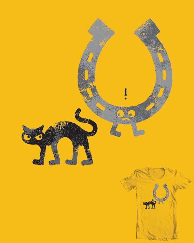 Unlucky Horseshoe by DRO72 on Threadless