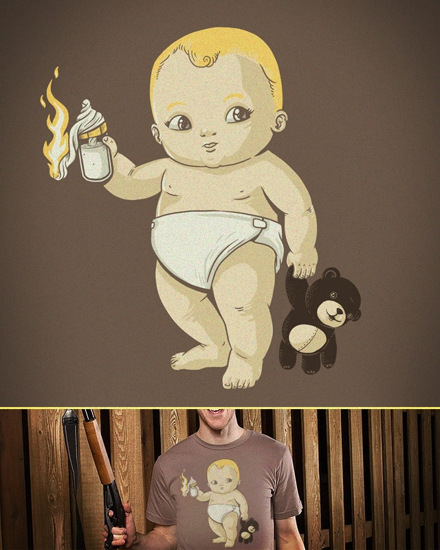 Born to Be a Rebel by alexmdc on Threadless