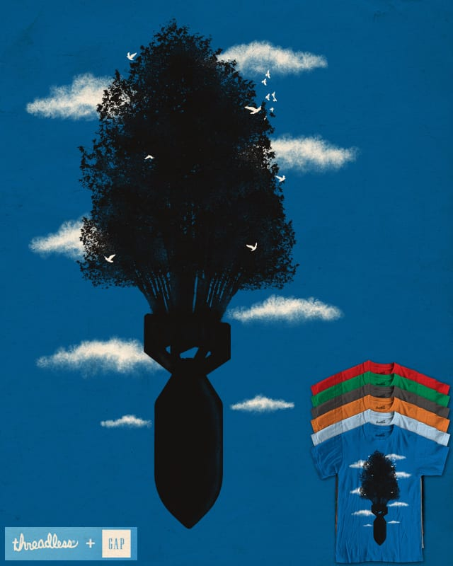 The Missile Trees by fathi on Threadless
