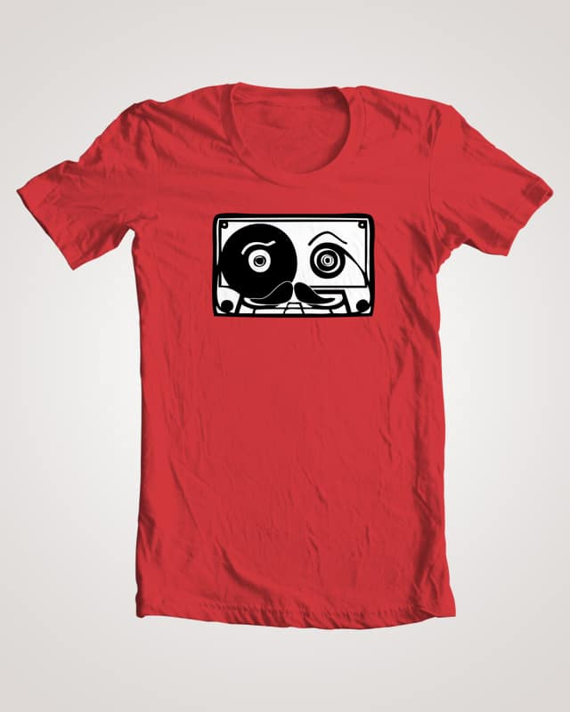 Senor Handsome Tape by steymo on Threadless