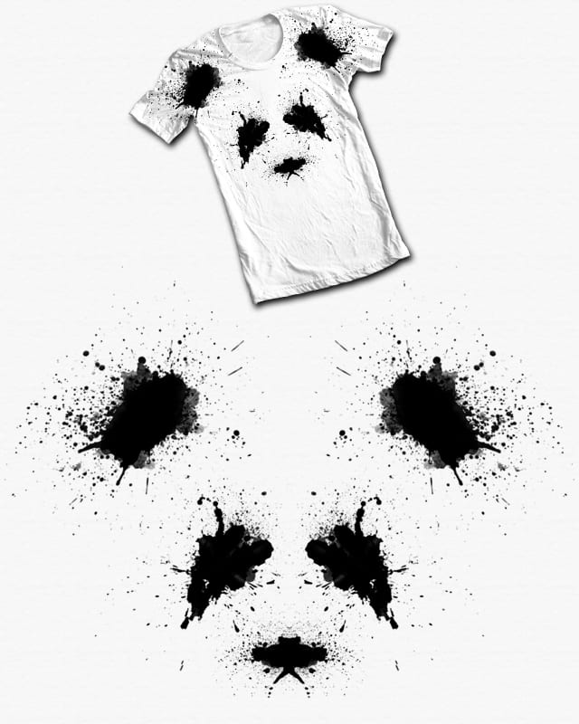 Panda Test by badamg on Threadless