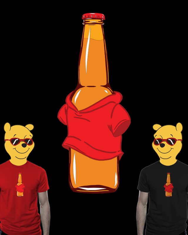 Hunny-Beer by Dewedhe on Threadless