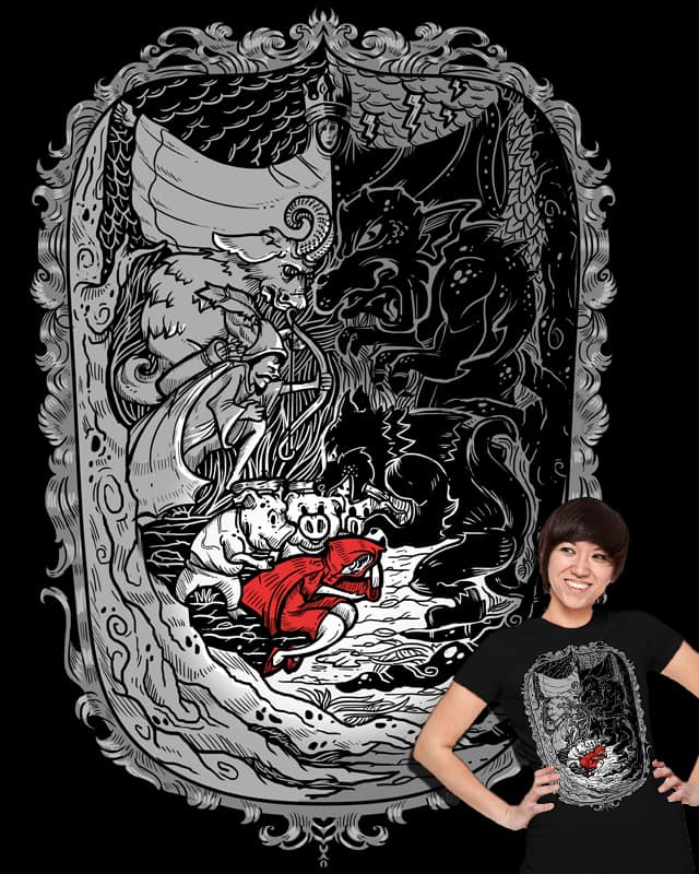 Mirror, Mirror by Ste7en on Threadless