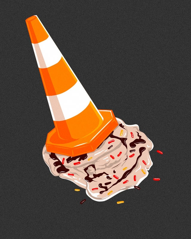 Cone by kooky love on Threadless