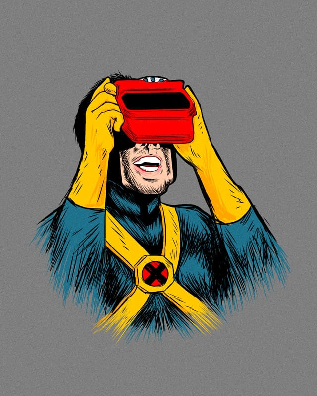 X-Master by kooky love on Threadless