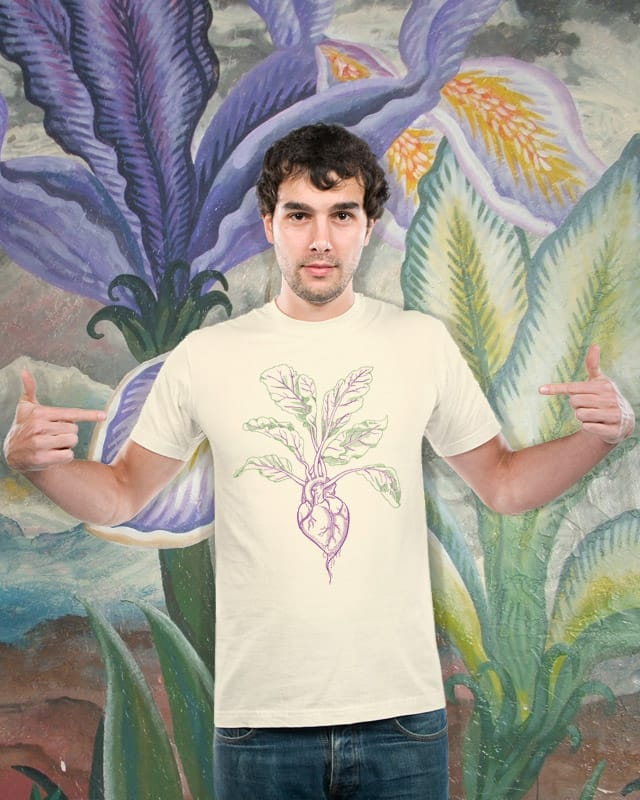 My Heart Beets by Adam Celeban on Threadless
