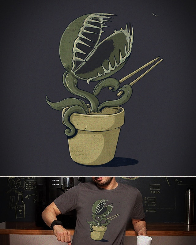 Patience by alexmdc on Threadless