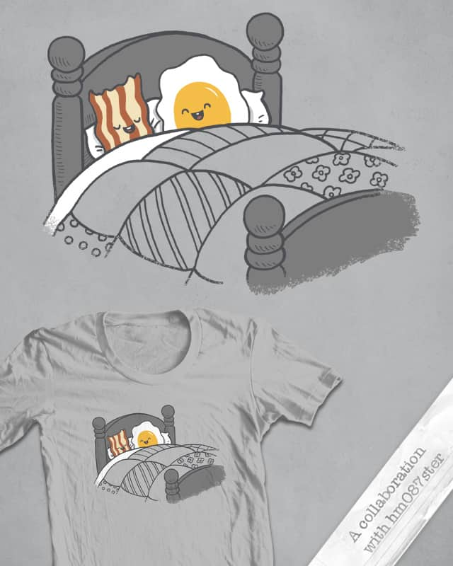 Breakfast In Bed by igo2cairo on Threadless