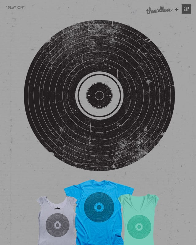Play On by the110 on Threadless