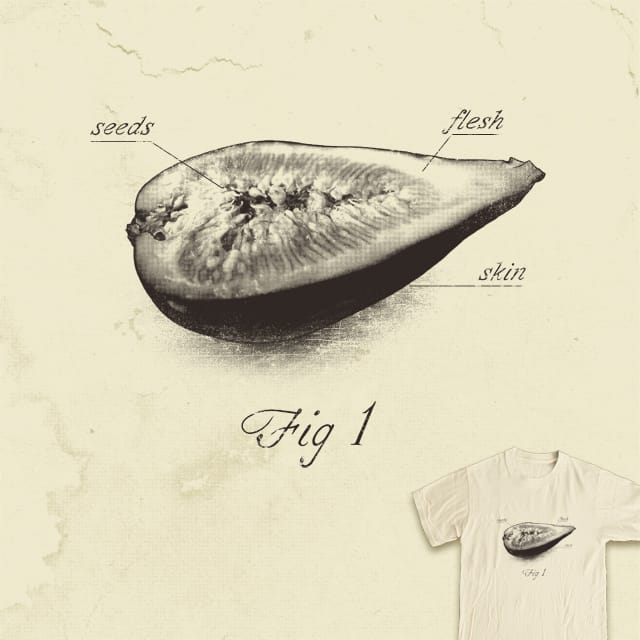 Fig 1 by tracerbullet on Threadless