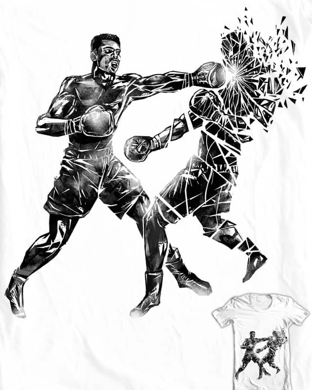 Knockout by malo_tocquer on Threadless