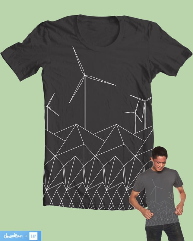 Changing Landscape by ilyya on Threadless