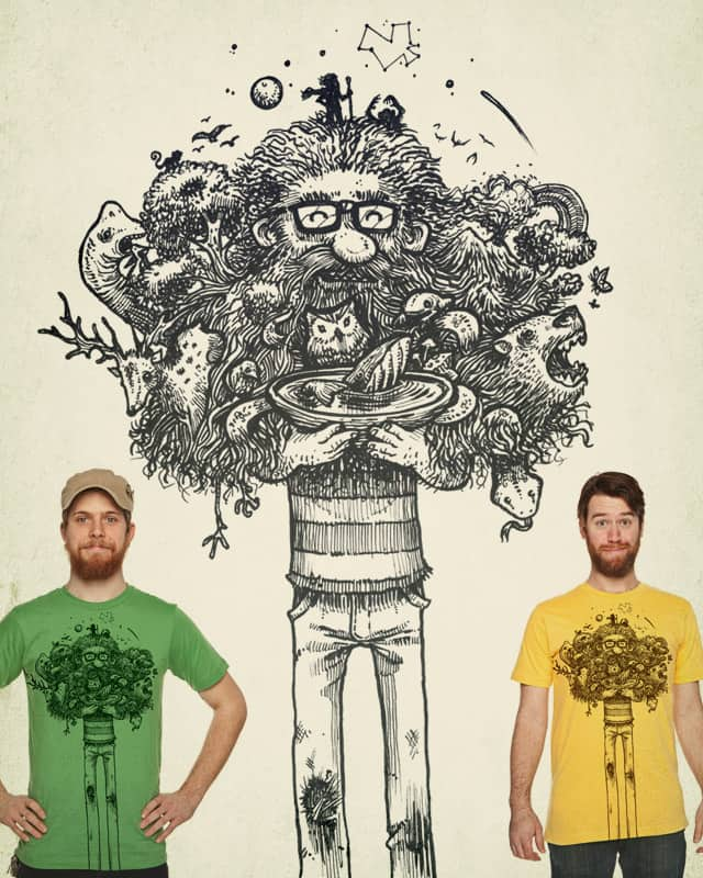 My beard... an amazing thing by Mr-R on Threadless