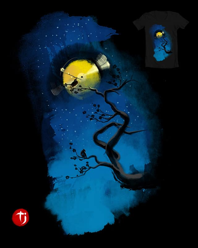 The Night by lifedriver on Threadless