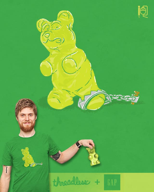 Bear trap by rodrigobhz on Threadless