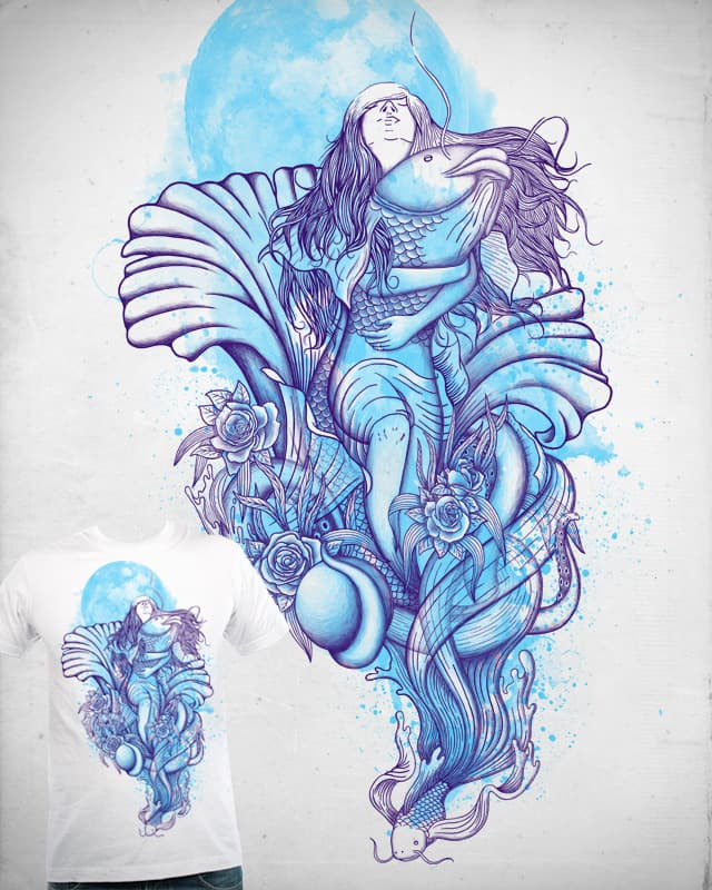 d'blue by Stereomode on Threadless