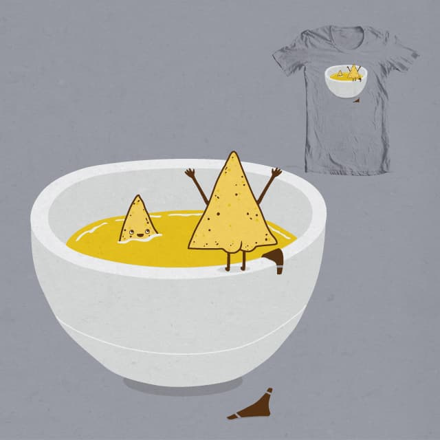 Skinny Dippin by wawawiwa on Threadless