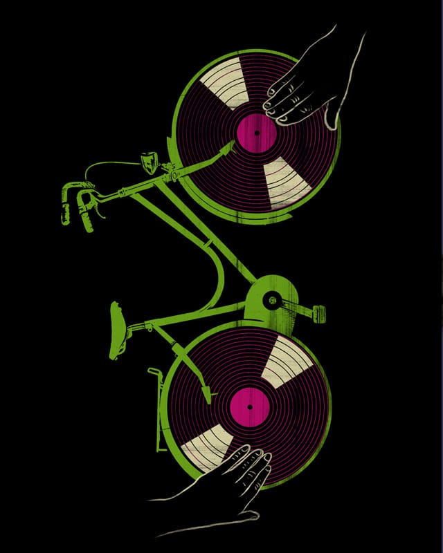 95 RPM by joaolauro on Threadless