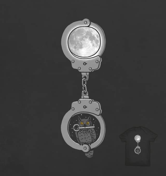 Handcuffed Together by ben chen on Threadless