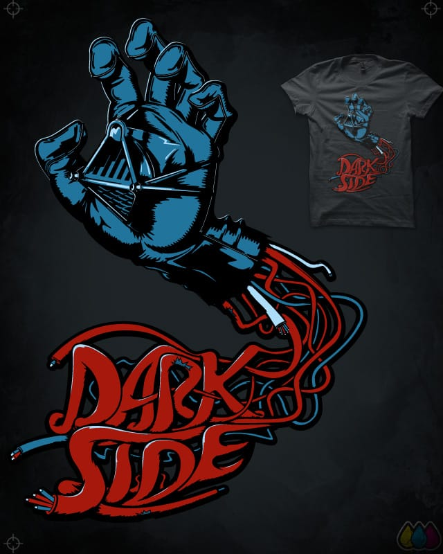 DARK SIDE by S-3 on Threadless