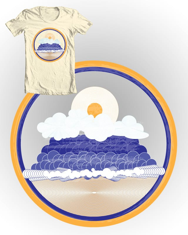 Life's a Beach by kiyoung.nam on Threadless