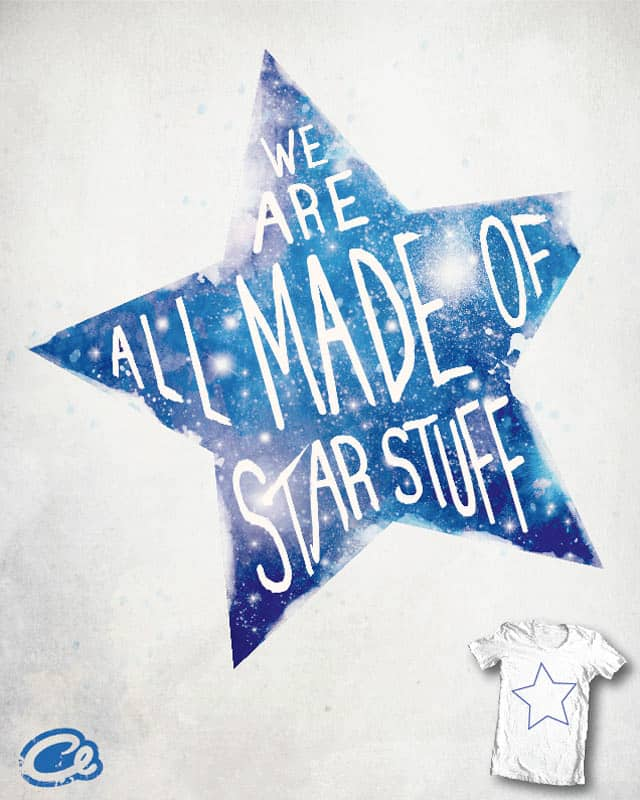 Star Stuff by ClariceC on Threadless